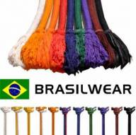 3 Metros de Corda para Capoeira Colorida de Algodão 12 mm  - Brasilwear