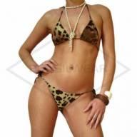 Biquini Girafa Cortininha  - Brasilwear