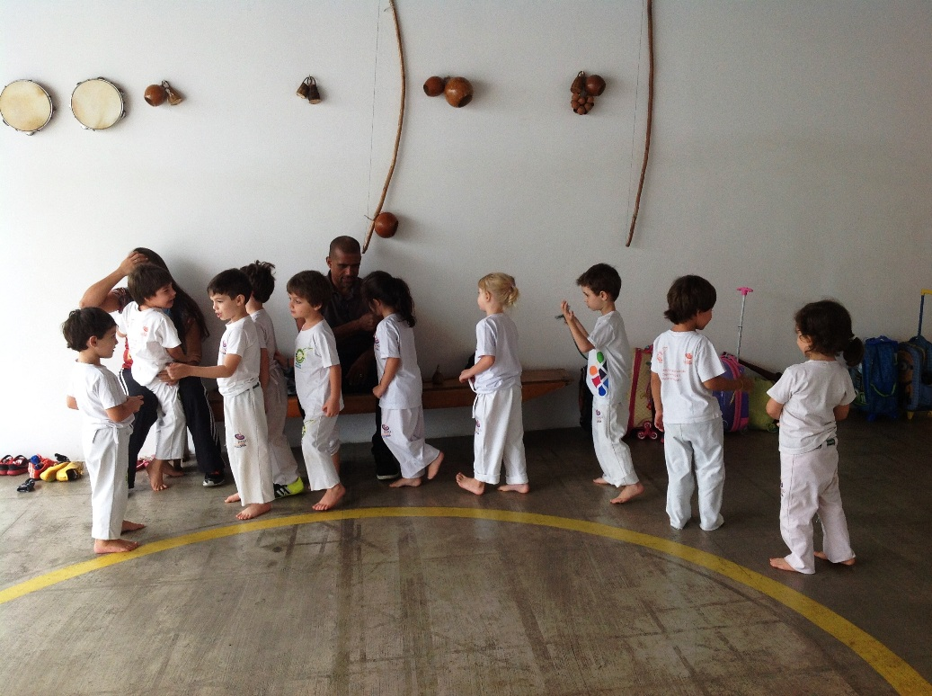 Calça de Capoeira infantil Abada  - Brasilwear