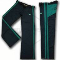 Calça de Capoeira Preta e Verde