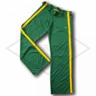 Calça de Capoeira Verde e Amarela Brasil