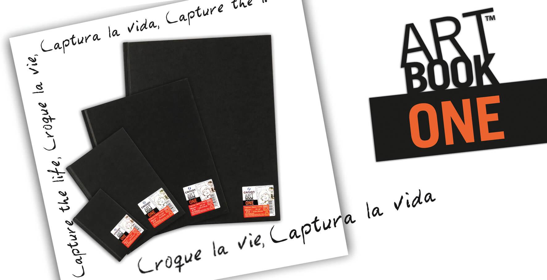 ART BOOK ONE A4 ESPIRALADO