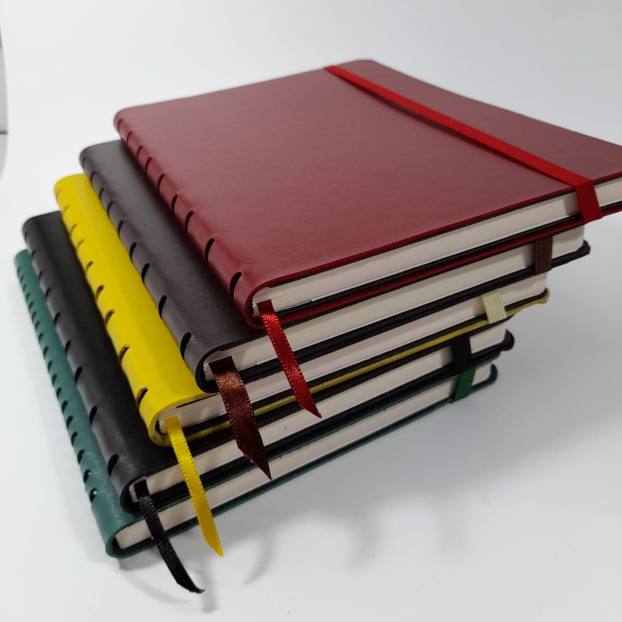 Caderno Pautado Montana 15x21 96 Folhas Costurado