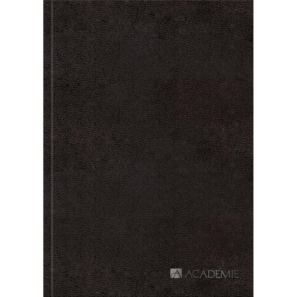 Caderno Sketchbook Costurado Capa Dura Académie Sense 90g 80 Folhas Tam.143 x 203