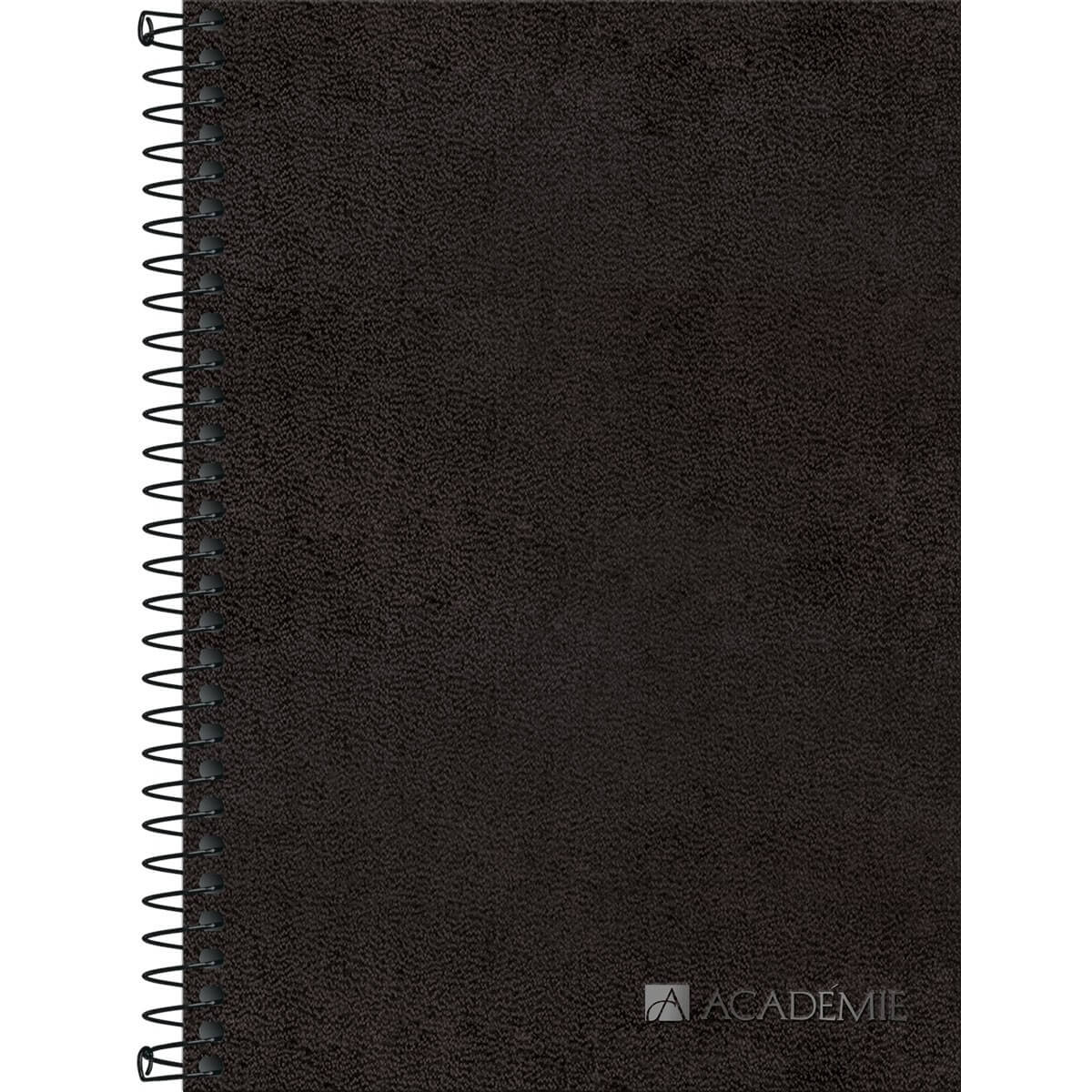 Caderno Sketchbook Espiral Capa Dura A5 Académie Sense 150g 50 Folhas