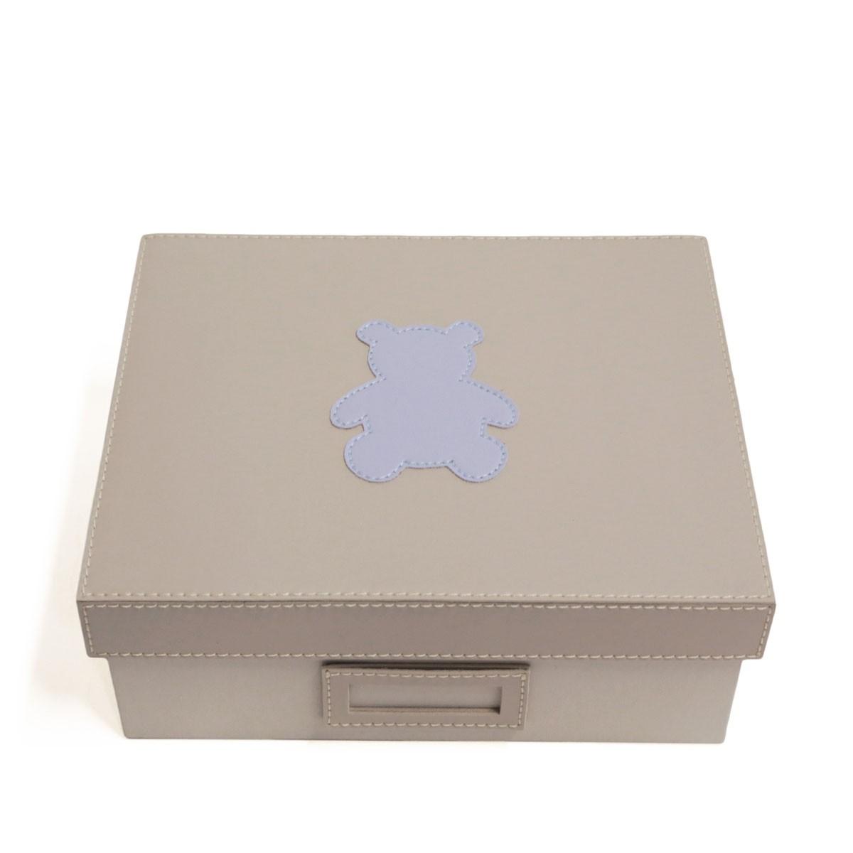 Caixa Organizadora Urso