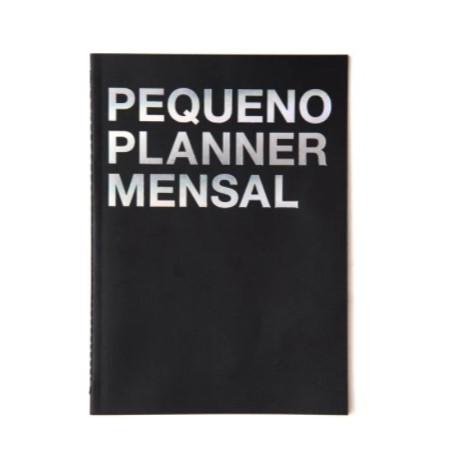 Planner Na Medida A4 - Preto - Cicero