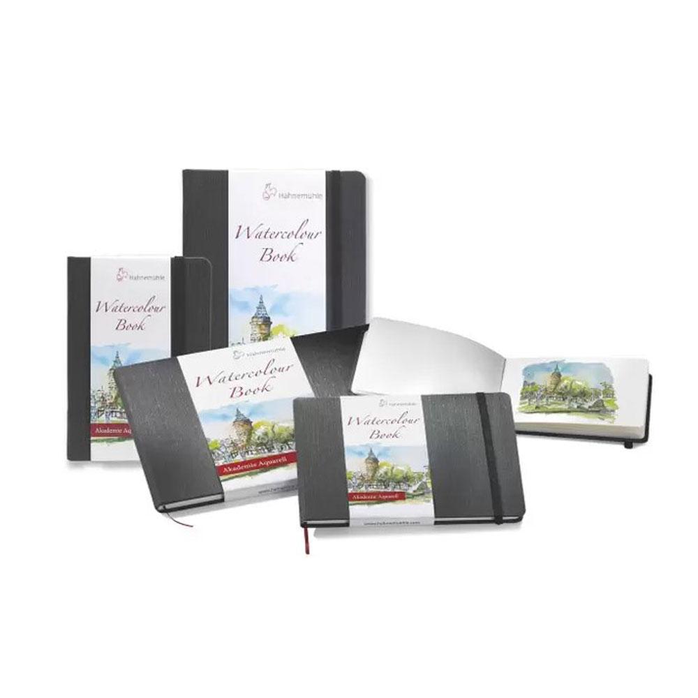 Watercolour Book 200g A4 - 30 Fls Paisagem Hahnemühle