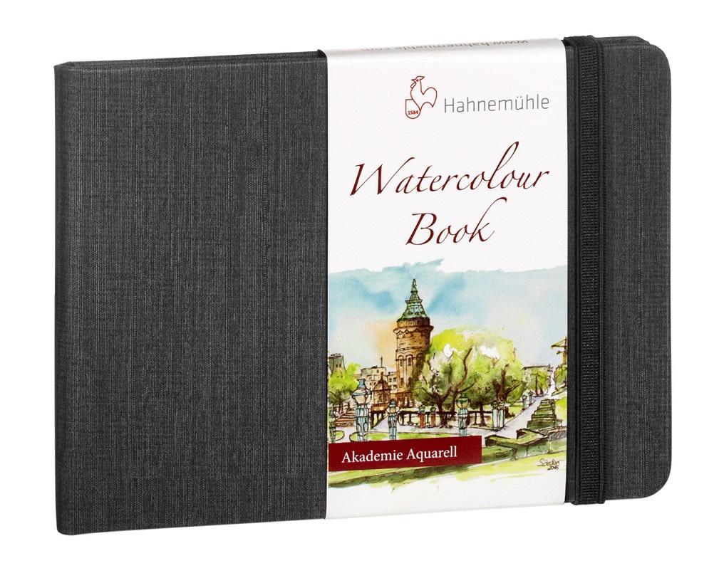 Watercolour Book 200g A6 - 30Fls Paisagem Hahnemühle