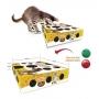 Brinquedo para Gatos Gatorama Furacão Pet