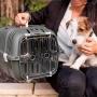 Caixa de Transporte para Cães e Gatos Jet 10