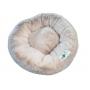 Cama Boia Nuvem Baby Soft - Areia