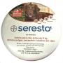 Coleira Antipulgas e Carrapatos Bayer Seresto - Cães Acima de 8 Kg
