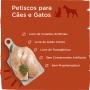 Petisco Just Frango Cozido para Cães e Gatos 55 g