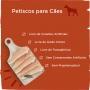 Petisco Just Steak de Frango para Cães e Gatos 55 g