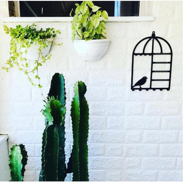 Porta chaves moderno casa pássaros, suporte para chaves , porta chaves decorativos  2021