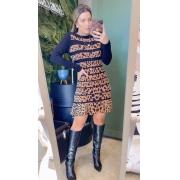 Vestido Raquel Tricot