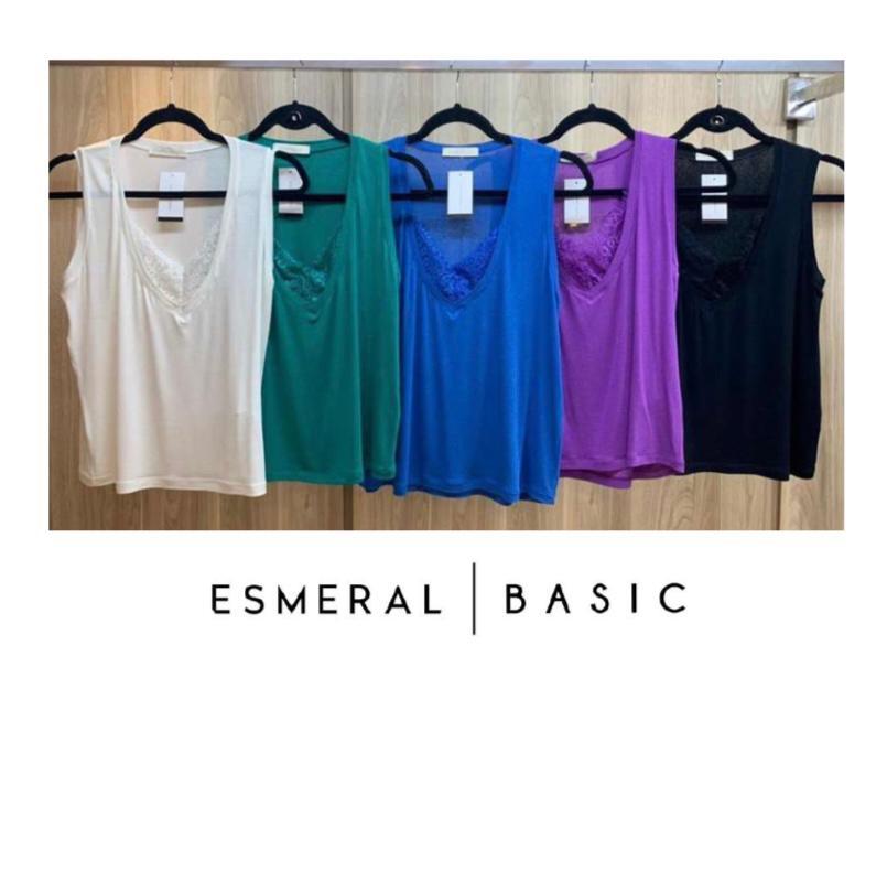 Blusa renda Esmeral