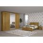 Dormitório Casal Completo Grécia - Bianchi Móveis