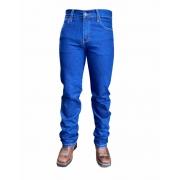 Calça Jeans Country Com Elastano Etiqueta de Pano RACEBULL