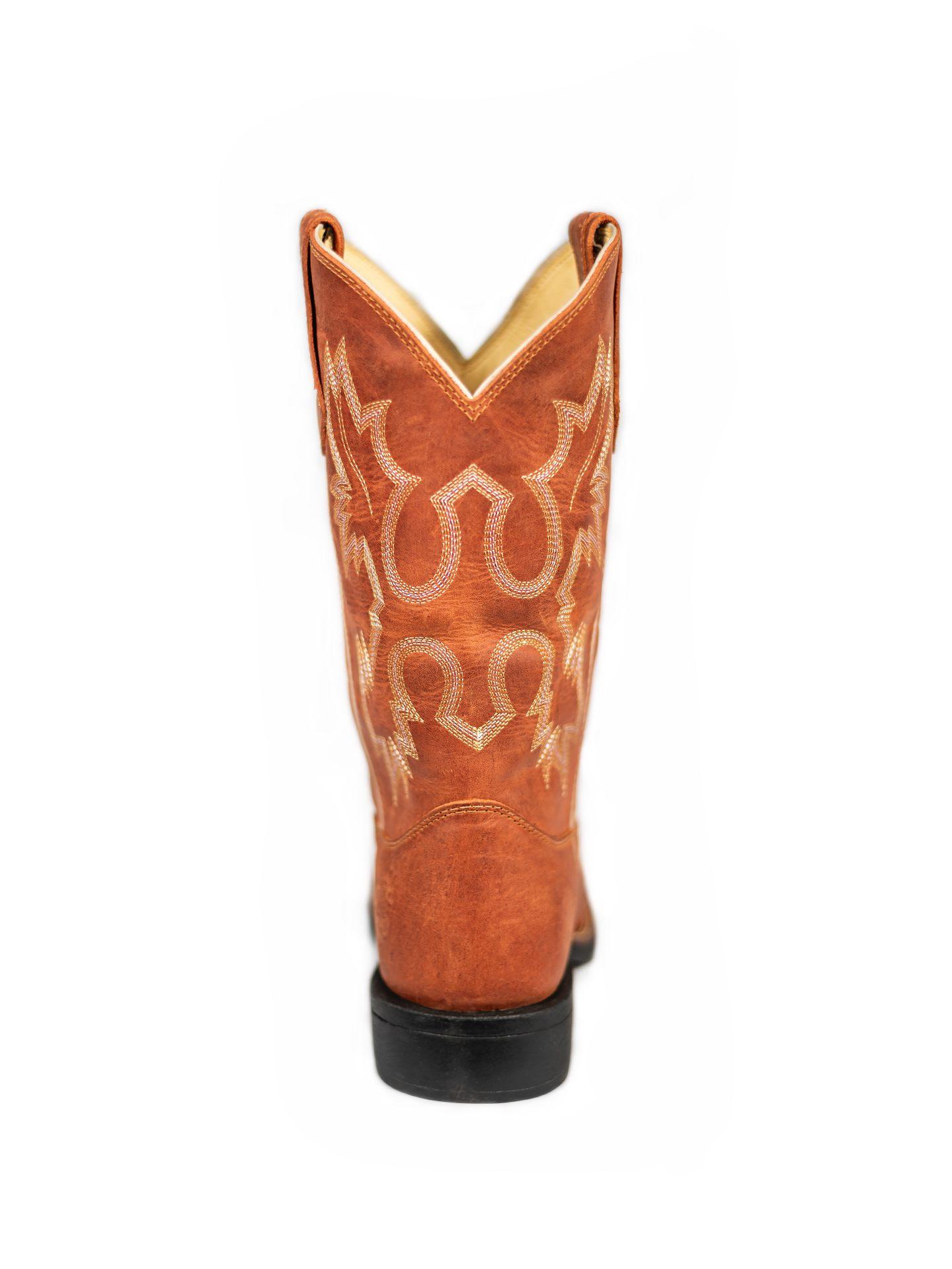 Bota Texana Classic de Couro Legitimo Montana Sela Original!