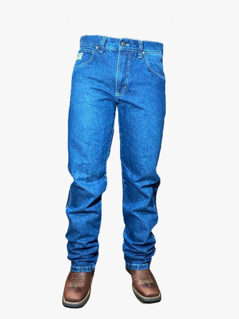 Calça American Country Jeans Tradicional - Estilo Cinch!