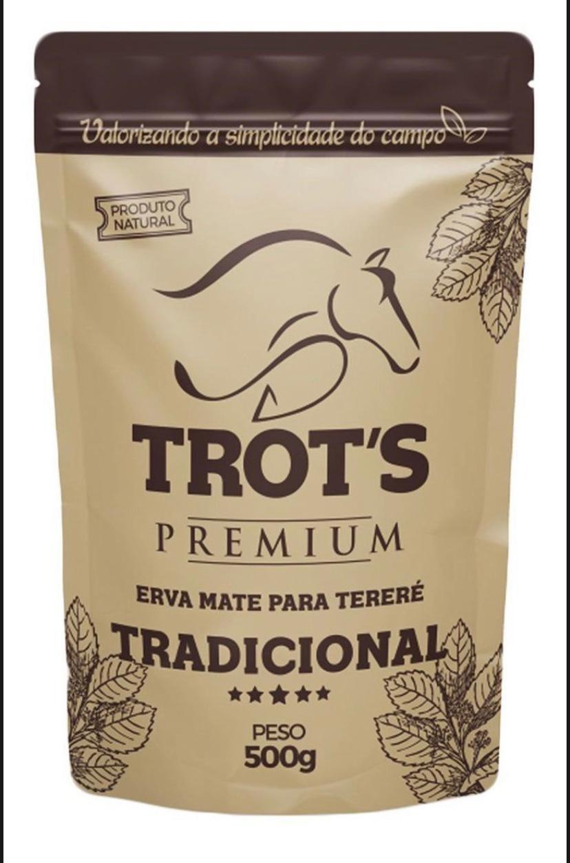 Erva de Tereré Trots Original - TRADICIONAL!