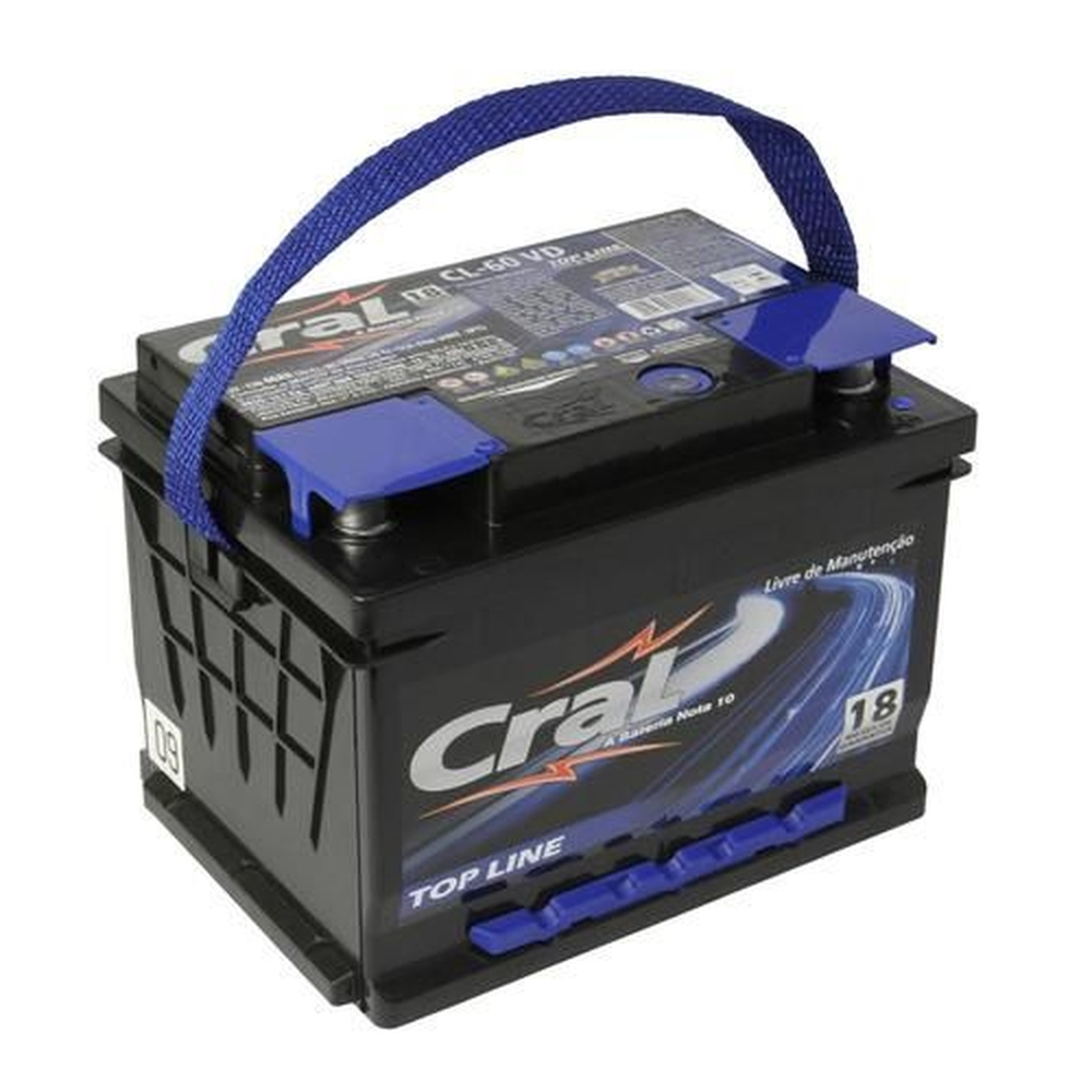 Bateria Cral 60ah
