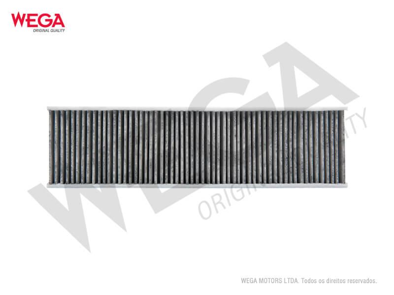 Filtro de Ar Cabine MINI R56 1.6 CARVÃO ATIVADO AKX1631-C