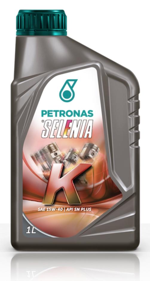 Óleo Petronas SELENIA K SN 15w40 Semi-sintético