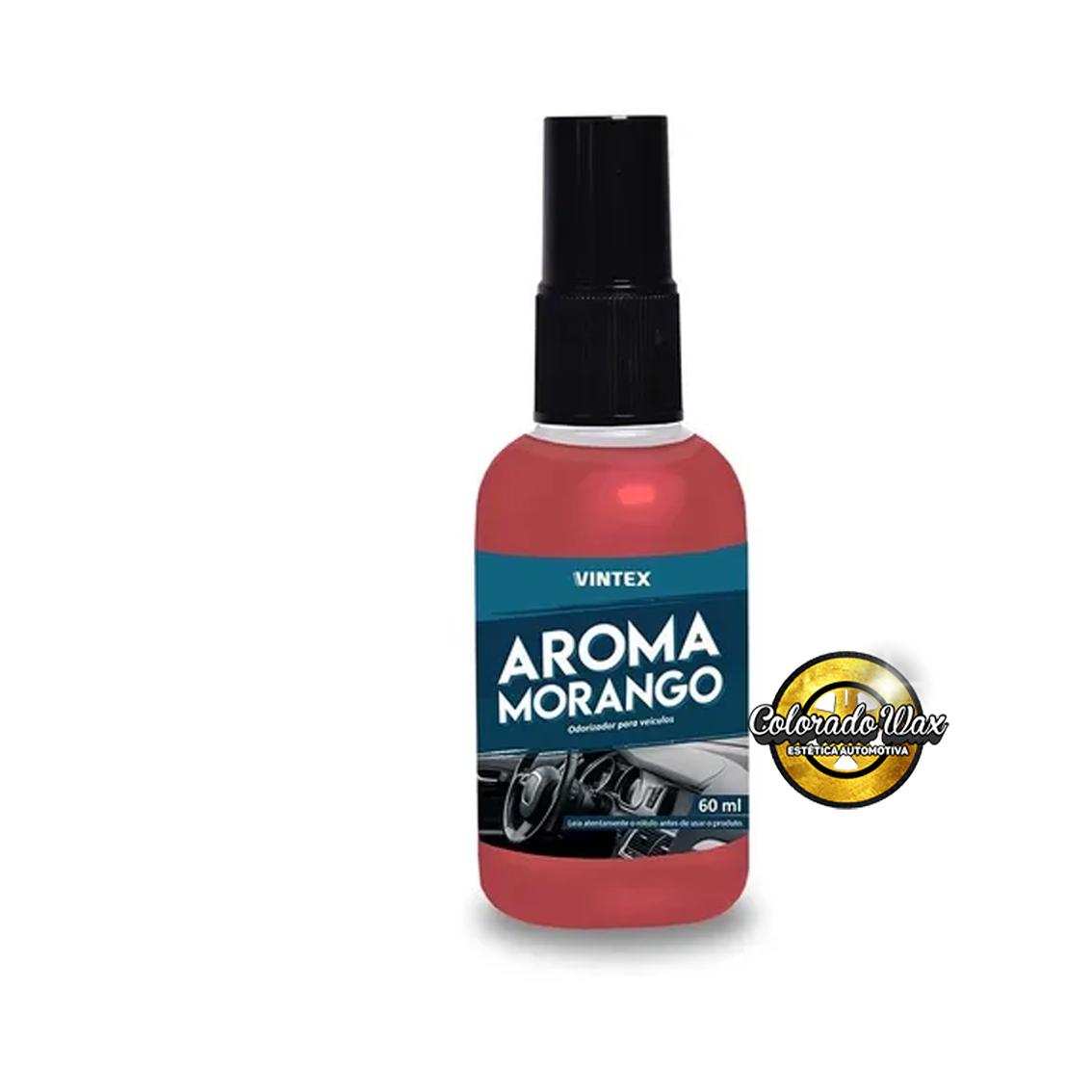 AROMINHA SPRAY MORANGO 60ML