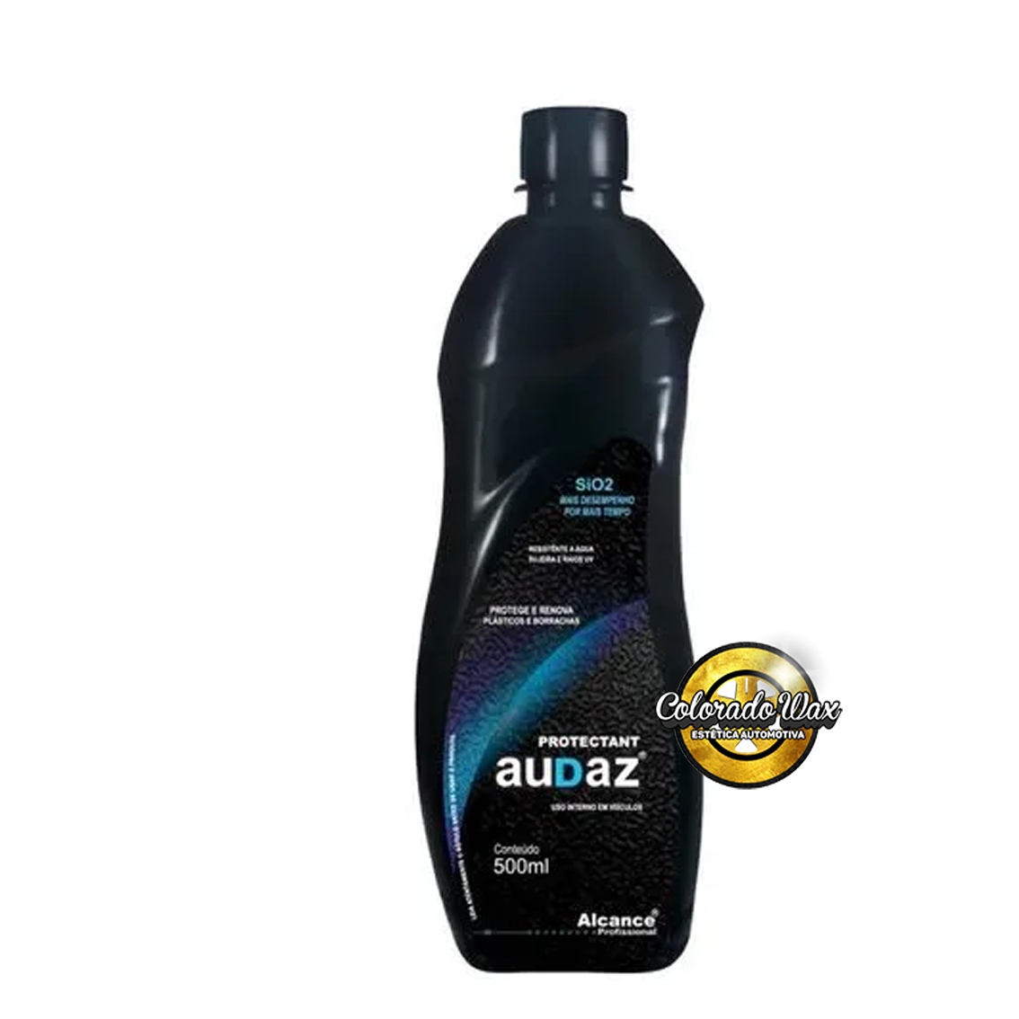 AUDAZ -  500ML-  Prot. Plasticos internos