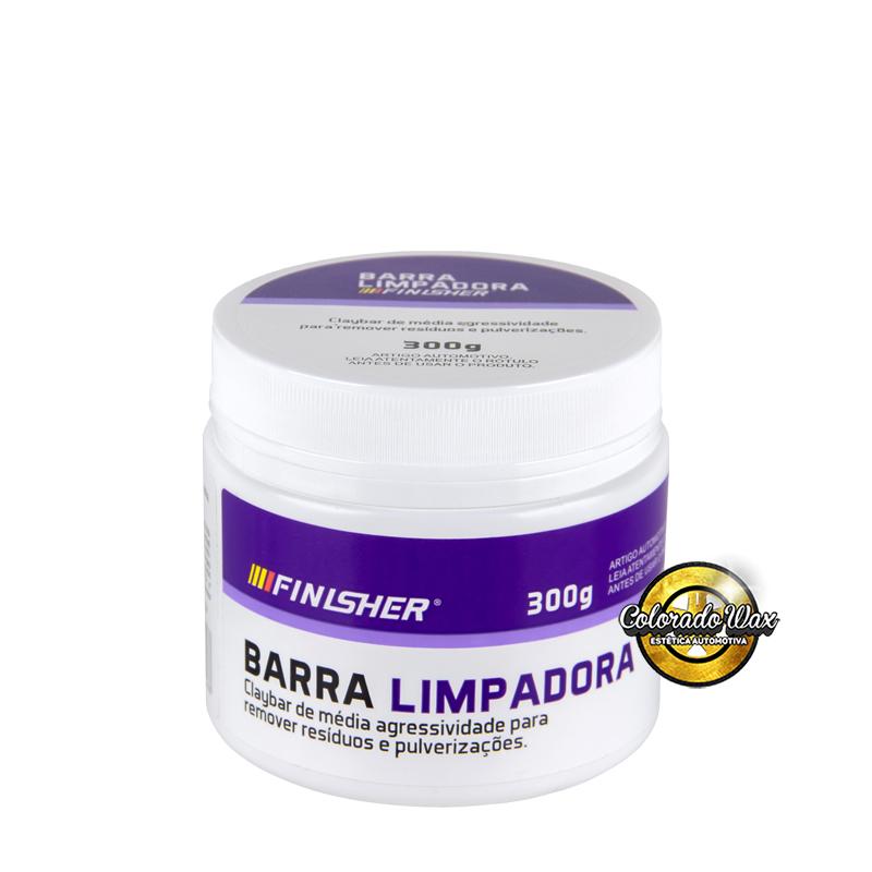 FINISHER® - BARRA LIMPADORA (CLAY BAR) 300GR