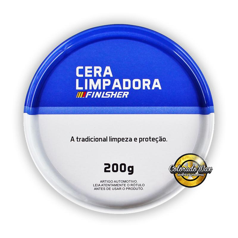 FINISHER® - CERA LIMPADORA  200G