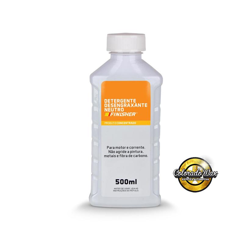 FINISHER® - DET. DESENGRAXANTE NEUTRO 500 ML