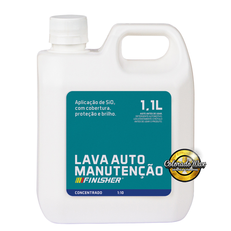 FINISHER® - LAVA AUTO MANUTENCAO 1,1 LITRO