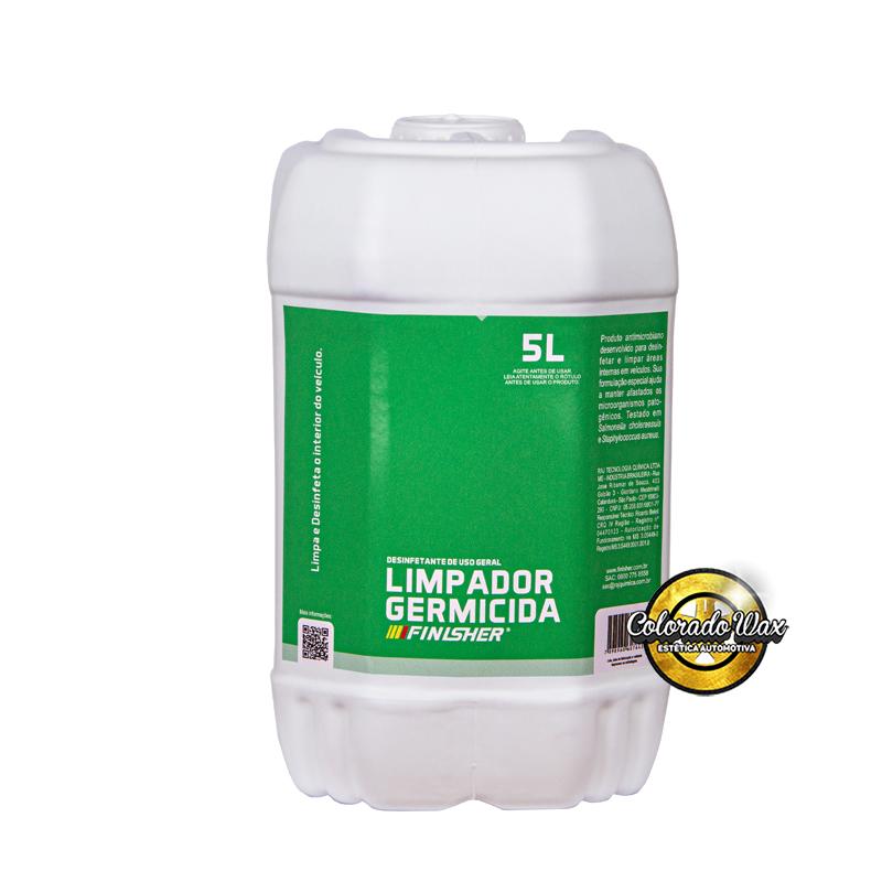 FINISHER® - LIMPADOR GERMICIDA 5 LITROS