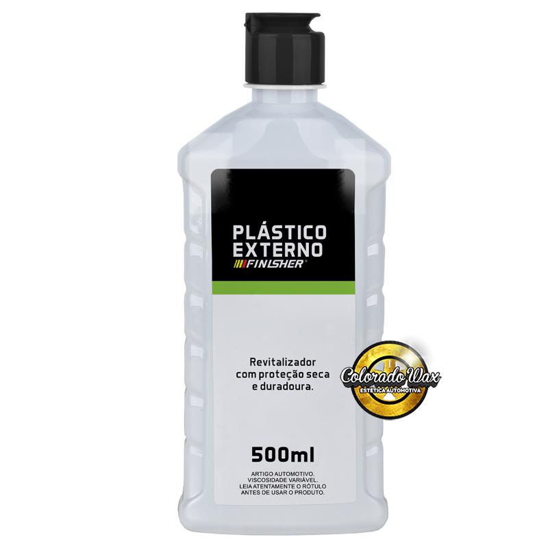 FINISHER® - PLASTICOS EXTERNOS 500ML