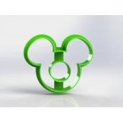 Cortador Donuts Mickey - Mod 2