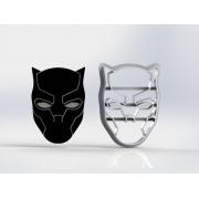 Cortador Heróis - Pantera Negra