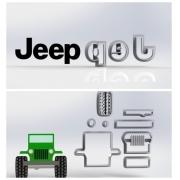 Cortador Kit Jeep Modular