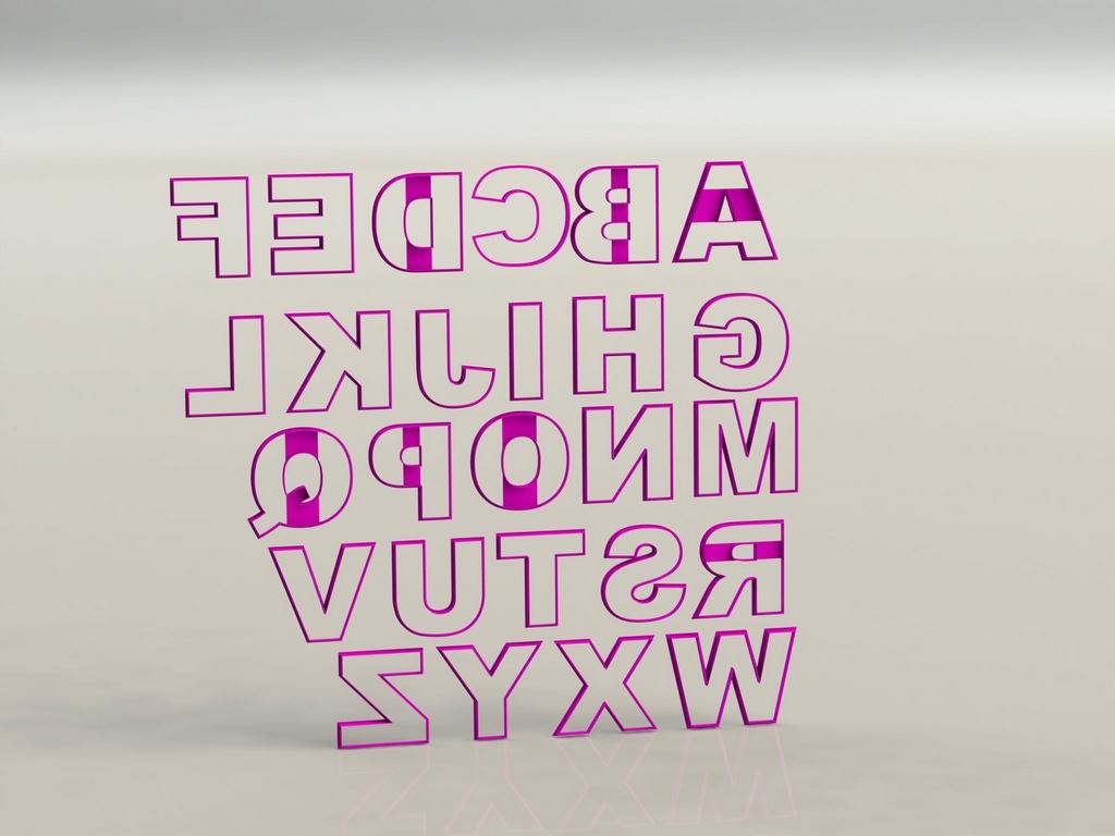 Cortador Alfabeto para DONUTS  Mod 4 - Letras