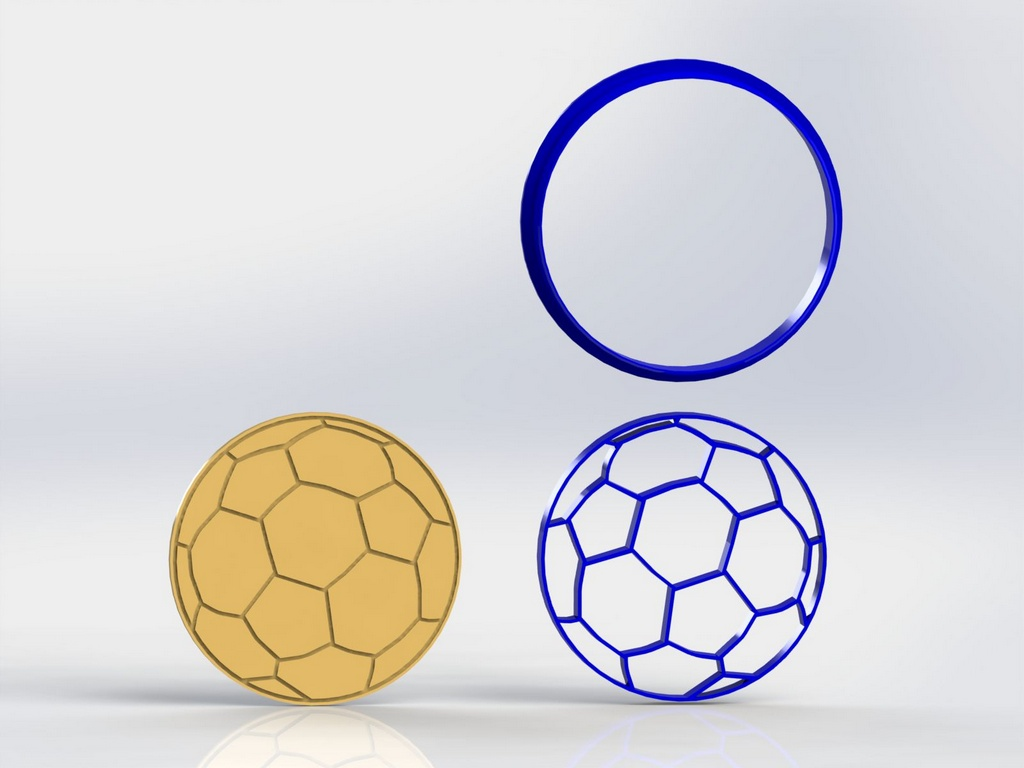 Cortador Bola (cortador + marcador)