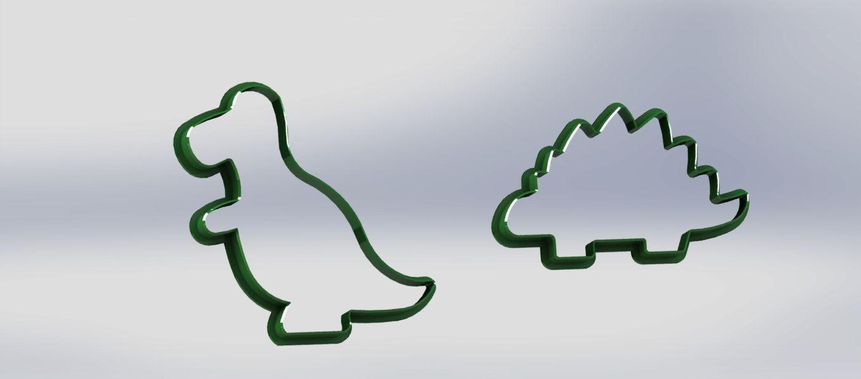 Cortador Dinossauro 2