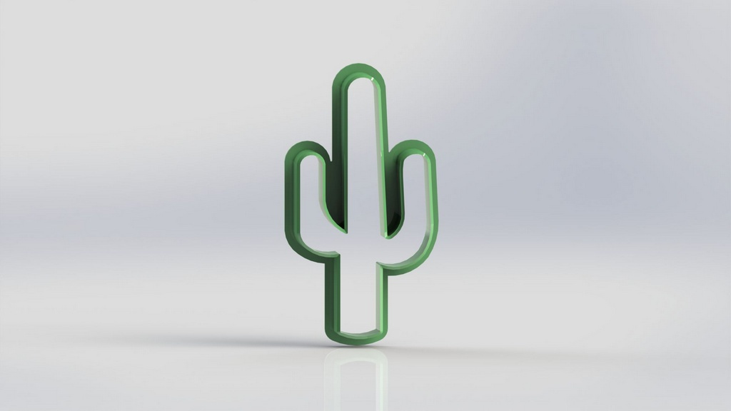 Cortador kit Violão 3 cm + cactus 3 e 5 cm + só contorno caveira 4 cm
