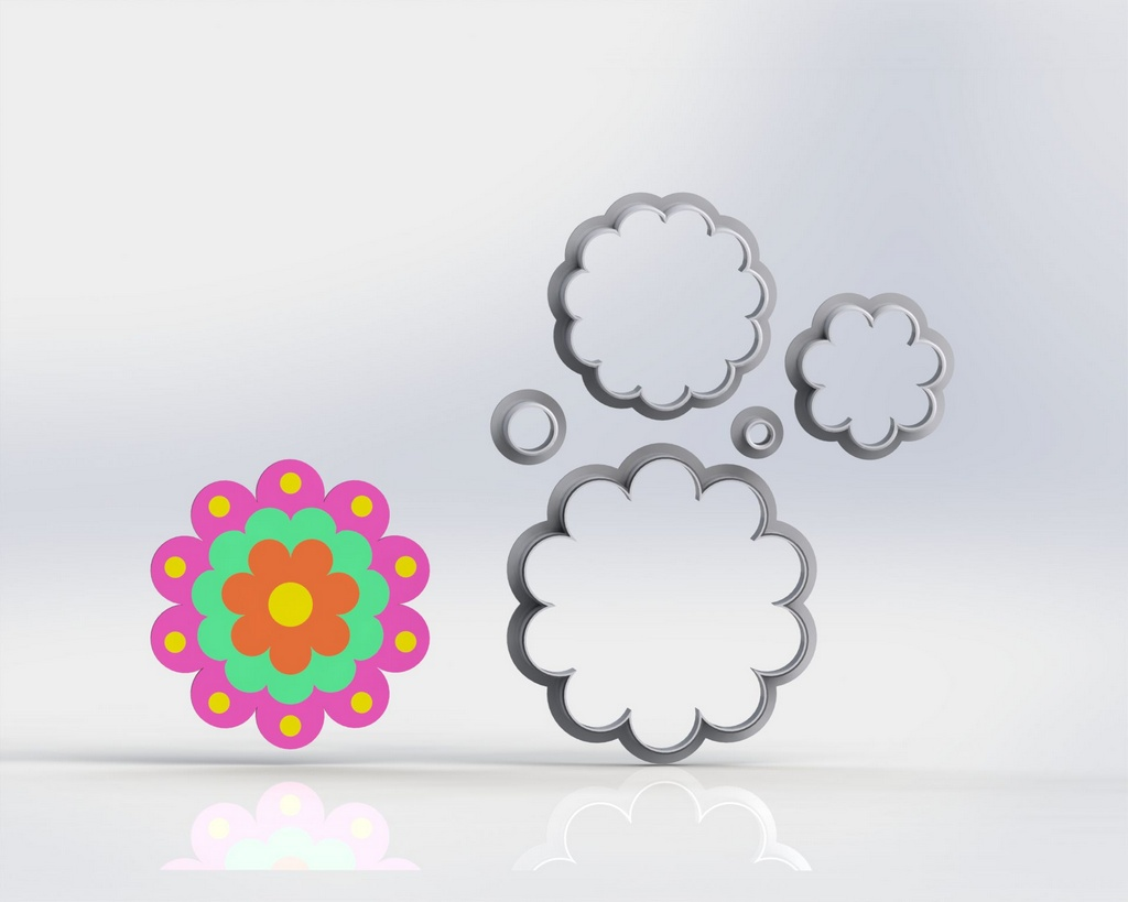 Cortador Mandala Modular