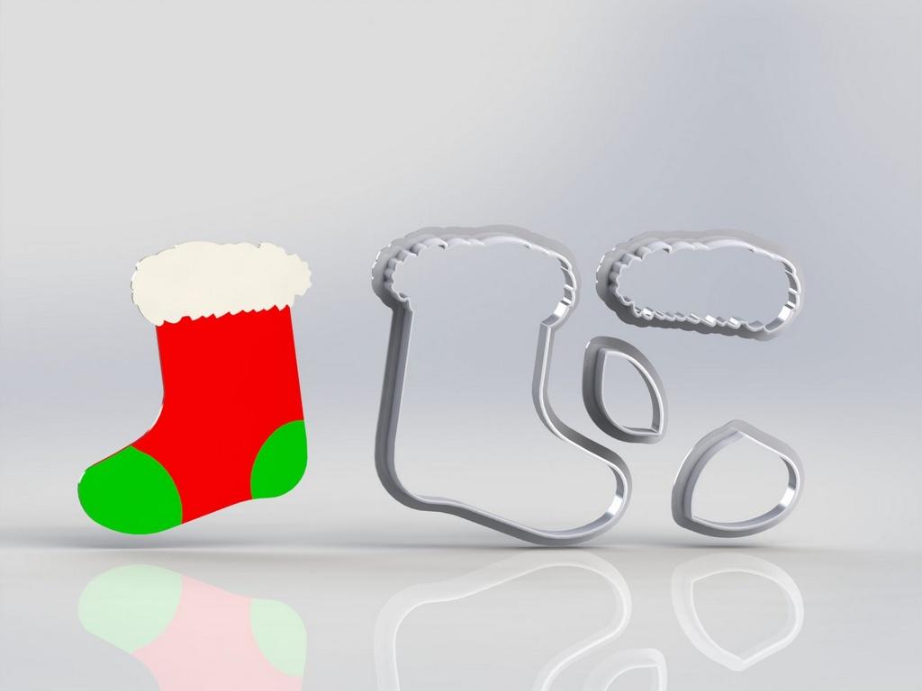 Cortador Natal Meia Modular