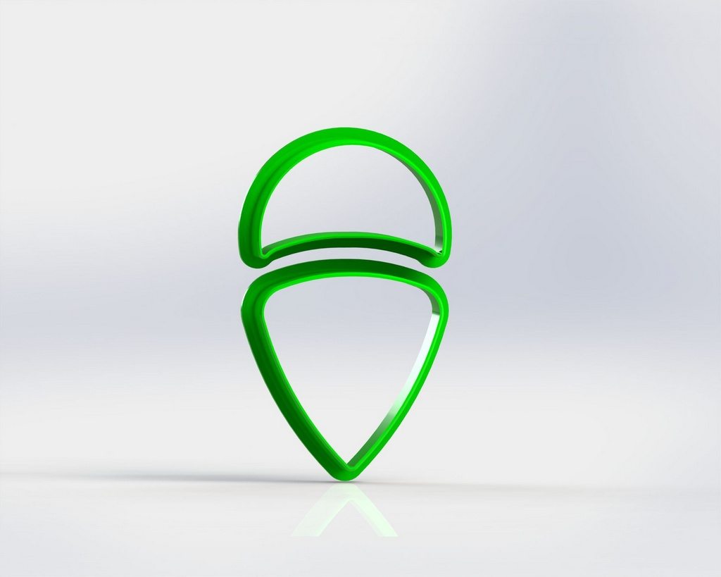 Cortador Polymer Clay Mod 46