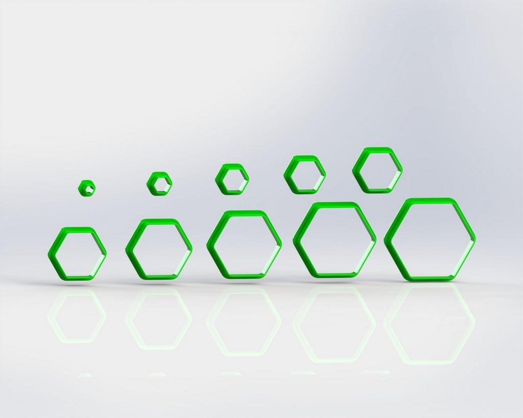 Cortador Polymer Clay (Mod 7)