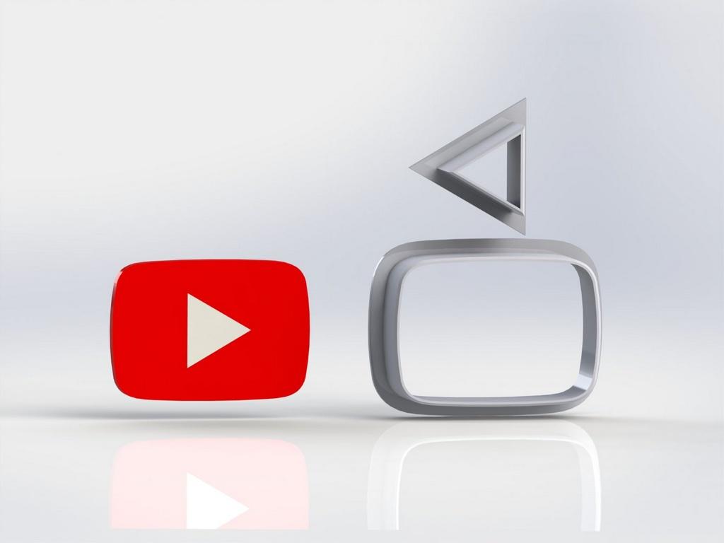 Cortador Redes sociais - Youtube